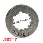 CERCHI PIGNONE 325'' - 7 - PER STIHL MODEL MS240 - 260 - 270 - 280 - 231 - 241 - 251