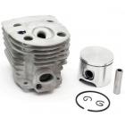 KIT CILINDRO with valve hole - per HUSQVARNA 51 D=45MM