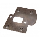 SCARICO PLATE - PER STIHL MS 210 - 230-250 - 021 - 023-025