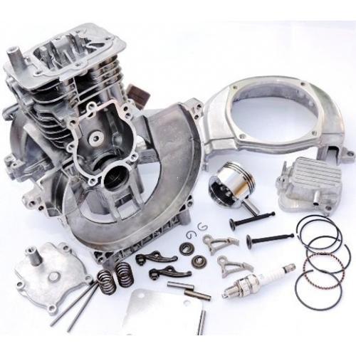 KIT CILINDRO GX31 139F Ø 39 MM - FOR HONDA GX31 139F Gas Motors Trimmer Brushcutter Lawnmower